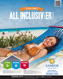 SANDOS Hotel & Resort - Viva th all inclusiv(er)