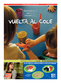 Vuelta al cole Sept. 2009