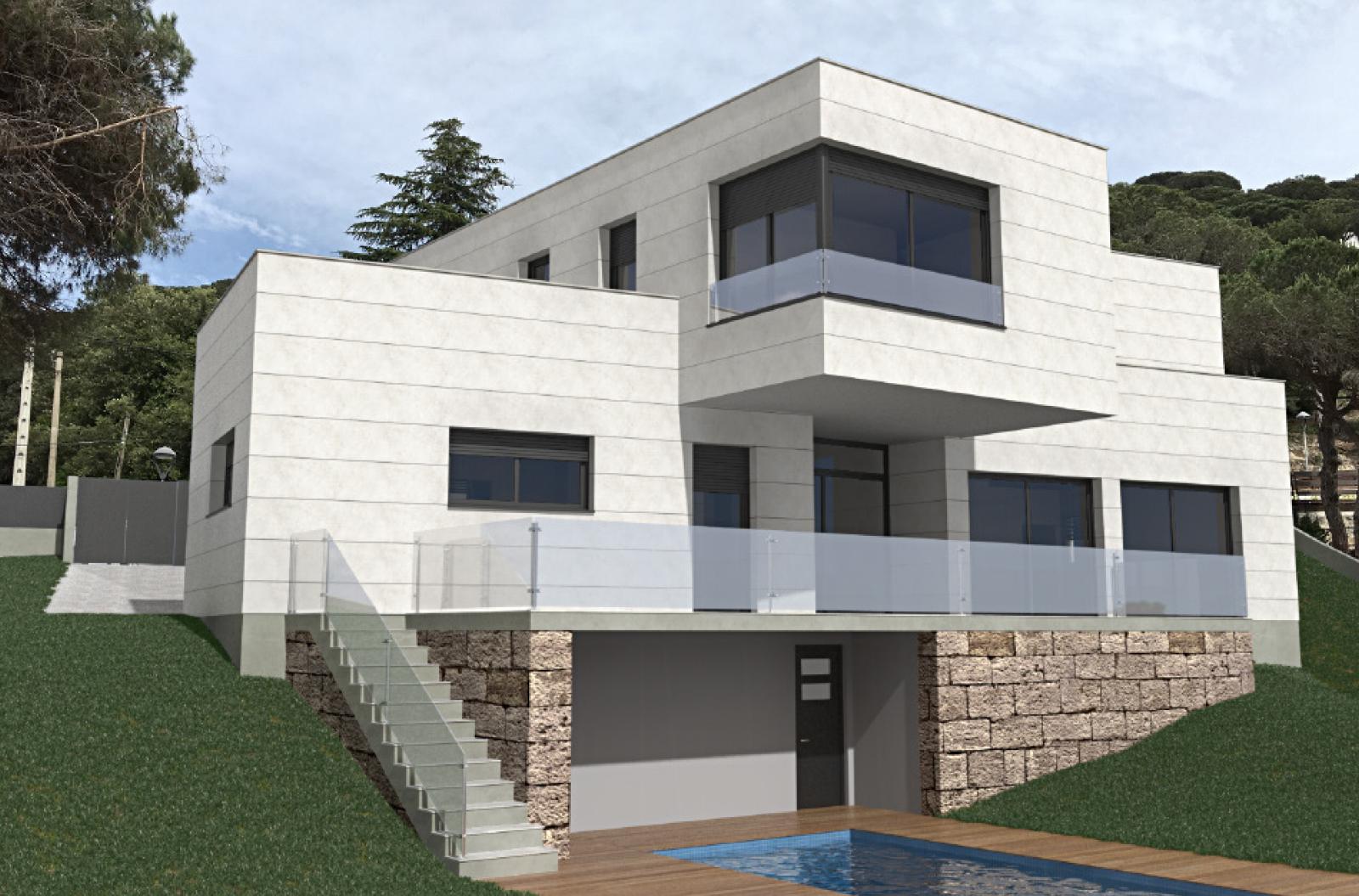 Las viviendas con estructura de acero pueden llegar a ser - Viviendas de acero ...