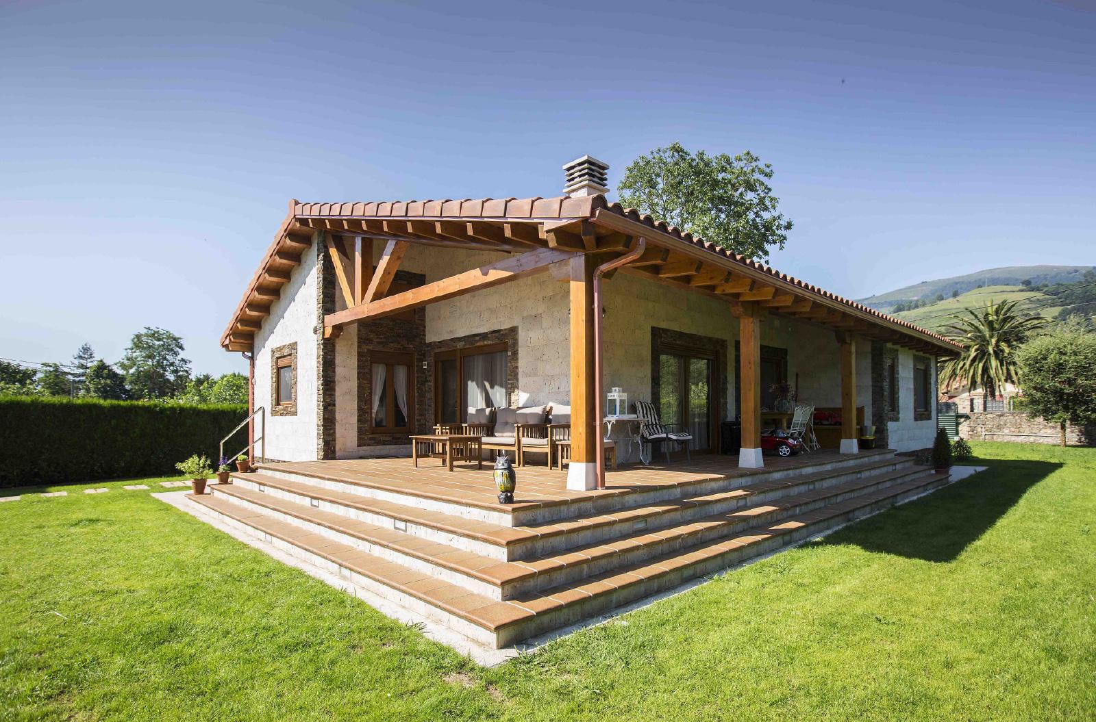 Inmobiliaria y construcci n la raz n comunicaci n empresarial - Casas prefabricadas eurocasa ...