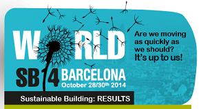World Sustainable Building 2014